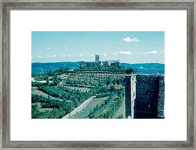Romeo Castle 1962 Framed Print by Cumberland Warden