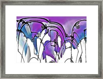 Rondiss Framed Print by Susan Maxwell Schmidt