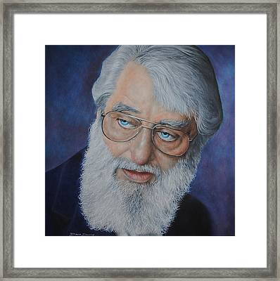 Ronnie Drew The Dubliners Framed Print