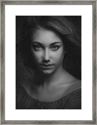 Ronnie Framed Print