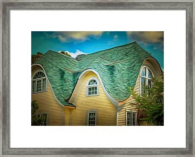 Roof - For Some Reason Framed Print
