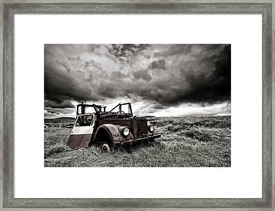 Roofless Framed Print