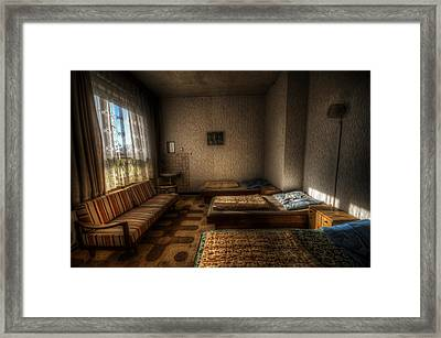 Room 13 Framed Print by Nathan Wright