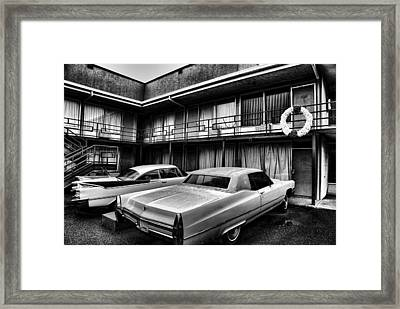 Room 306 At The Lorraine Hotel Framed Print