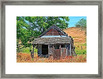 Room 4 Rent Framed Print