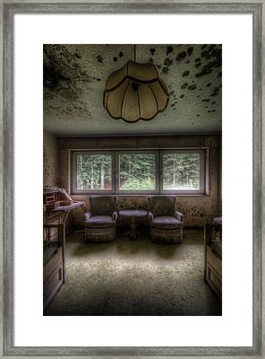 Room For Two Framed Print by Nathan Wright