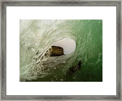 Room To Rock Framed Print