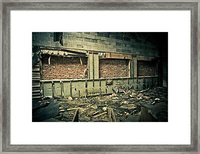 Room With A View Framed Print by Priya Ghose