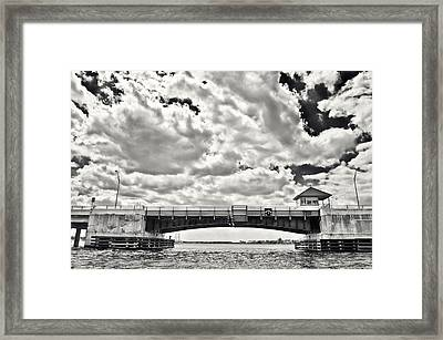 Roosevelt Bridge Framed Print