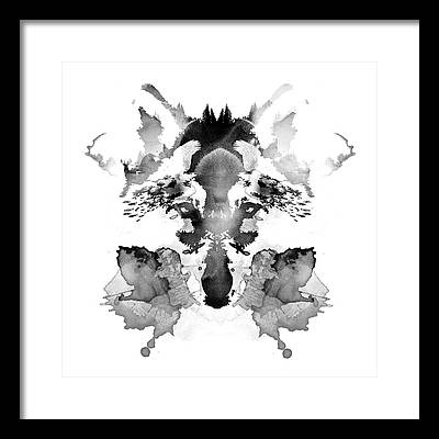 Tint Mixed Media Framed Prints