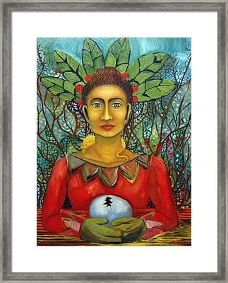Rosalinda Framed Print