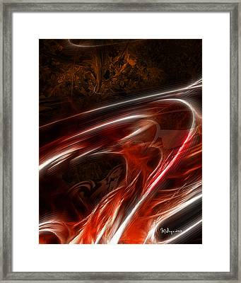 Rosamunde Framed Print