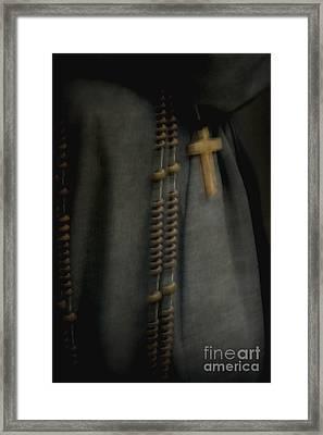 Rosary Framed Print