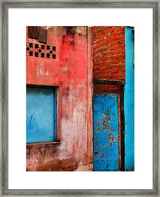 Rosa's Place Framed Print
