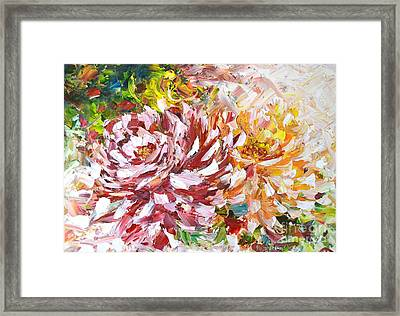 Rose Delight Framed Print