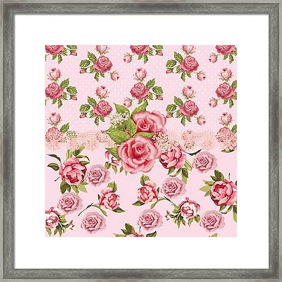 Rose Elegance Framed Print