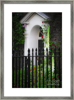 Rose Garden Framed Print