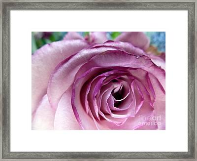 Rose Neptune Framed Print