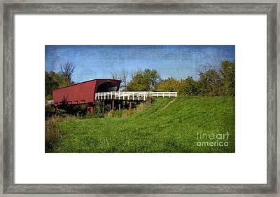 Roseman Bridge Framed Print
