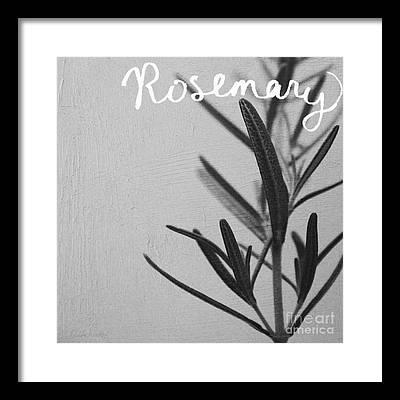 Grey Framed Prints