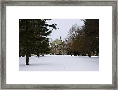 Rosemont College Framed Print