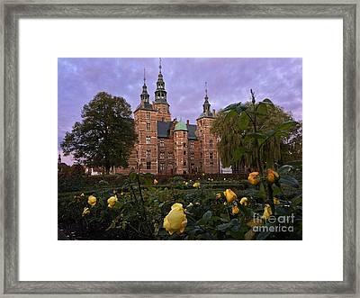 Rosenborg Castle Framed Print