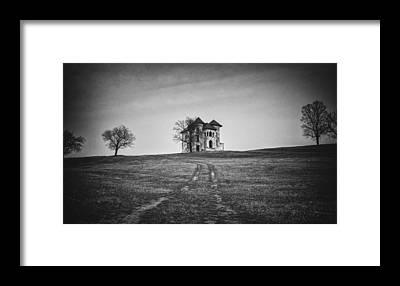Mansion Framed Prints