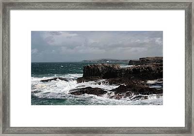 Ross Bay Framed Print