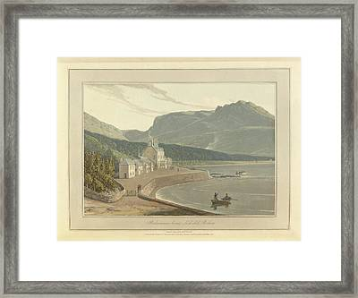 Rosshire Balmacarra House Framed Print by British Library