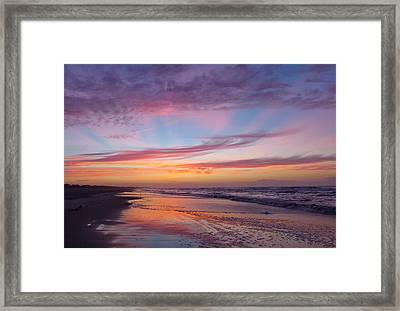 Rosy-fingered Dawn Framed Print