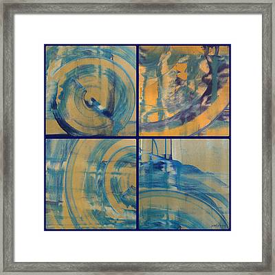 Framed Print featuring the photograph Rotation Part One by Sir Josef - Social Critic - ART