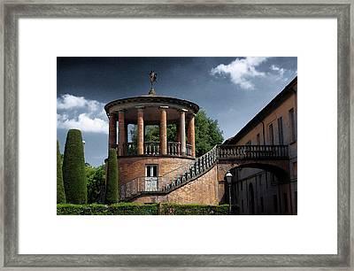 Rotunda Rossi #1 Framed Print by Loris Bagnara