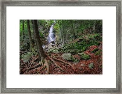 Rough Terrain Framed Print by Bill Wakeley