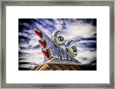 Route 66 Framed Print by Jeanne Hoadley