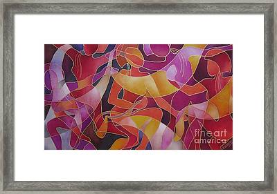 Rovati - The Welcoming Framed Print