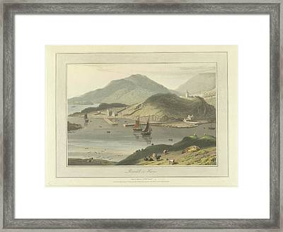 Rowadill In Harris Framed Print by British Library
