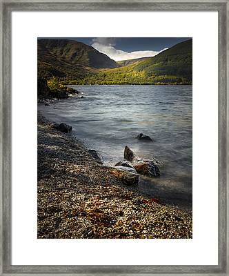 Rowardennan Framed Print
