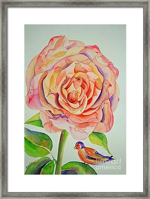Roya  Dream Framed Print