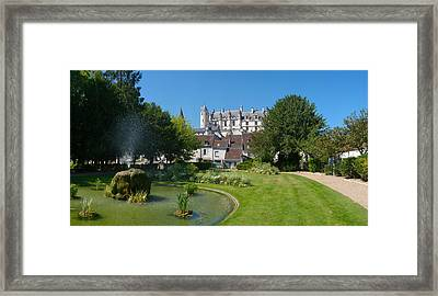 Royal Apartments, Loches Framed Print by Panoramic Images