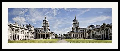 Royal Naval Chapel Framed Prints