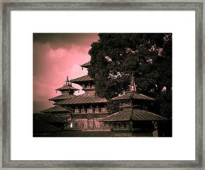 Royal Palace Framed Print