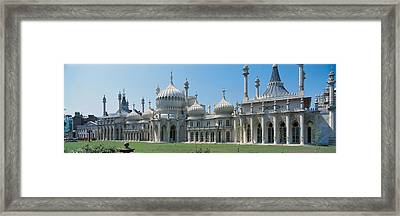 Royal Pavilion Brighton England Framed Print
