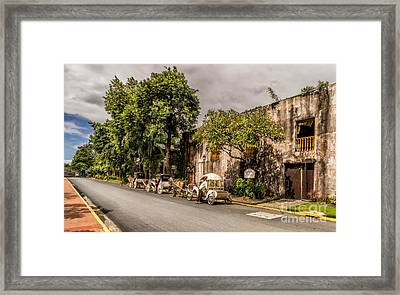 Royal Warehouse  Framed Print by Adrian Evans