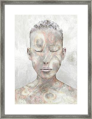 Royal  Framed Print by Yosi Cupano