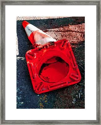 RTA Framed Print