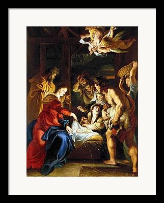 Adoration Photographs Framed Prints