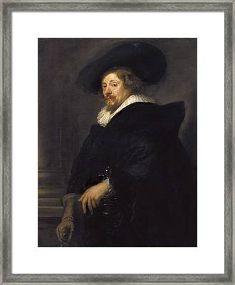 Rubens, Peter Paul 1577-1640 Framed Print by Everett