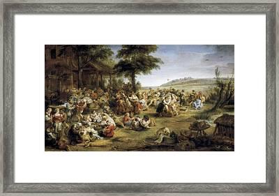 Rubens, Peter Paul 1577-1640. The Framed Print by Everett