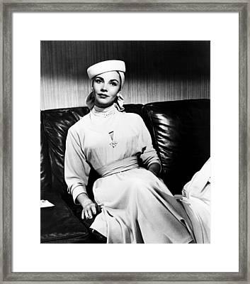 Ruby Gentry, Jennifer Jones, 1952, Tm & Framed Print by Everett