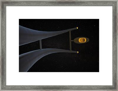 Rue Lumiere Framed Print by Paul Wear